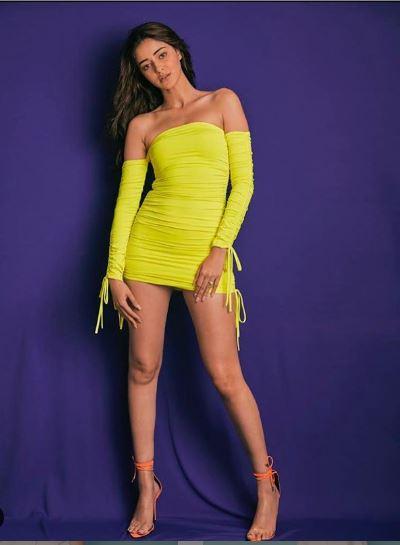 Ananya Panday Glamours Photoshoot Stills