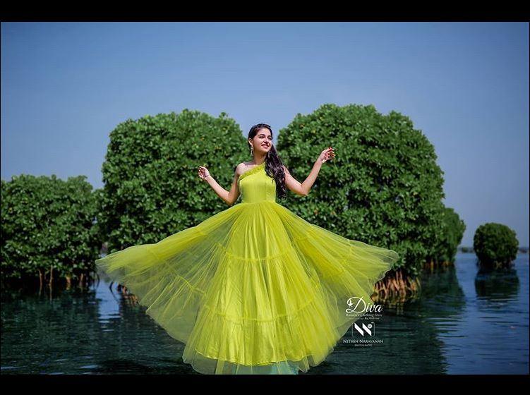Anaswara-Rajan Photoshoot