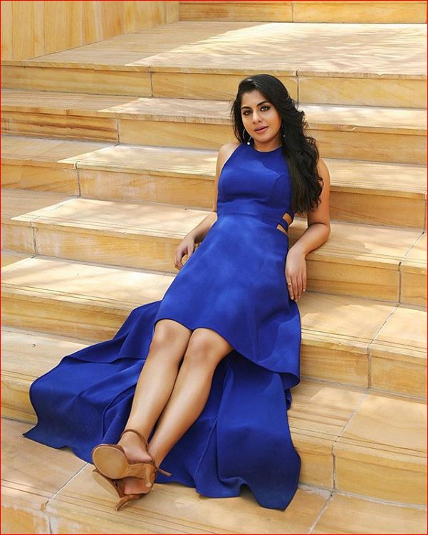 Actress Meera Nanadan Photoshoot Gallery